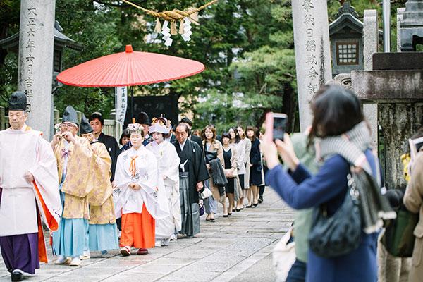 結婚挙式・披露宴・二次会の写真撮影