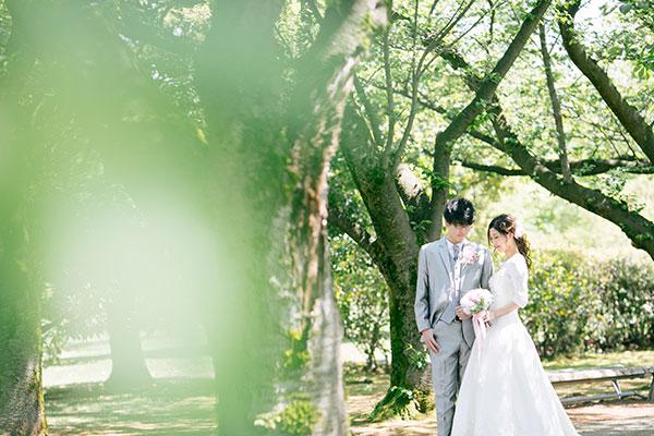 結婚前・婚約の写真撮影