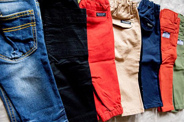 pants size :  80