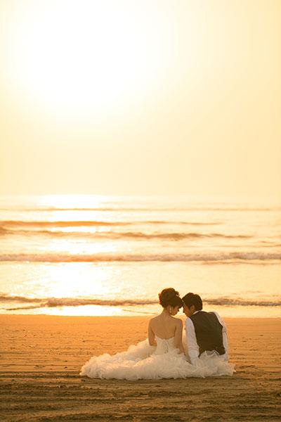 婚礼前撮りフォト
