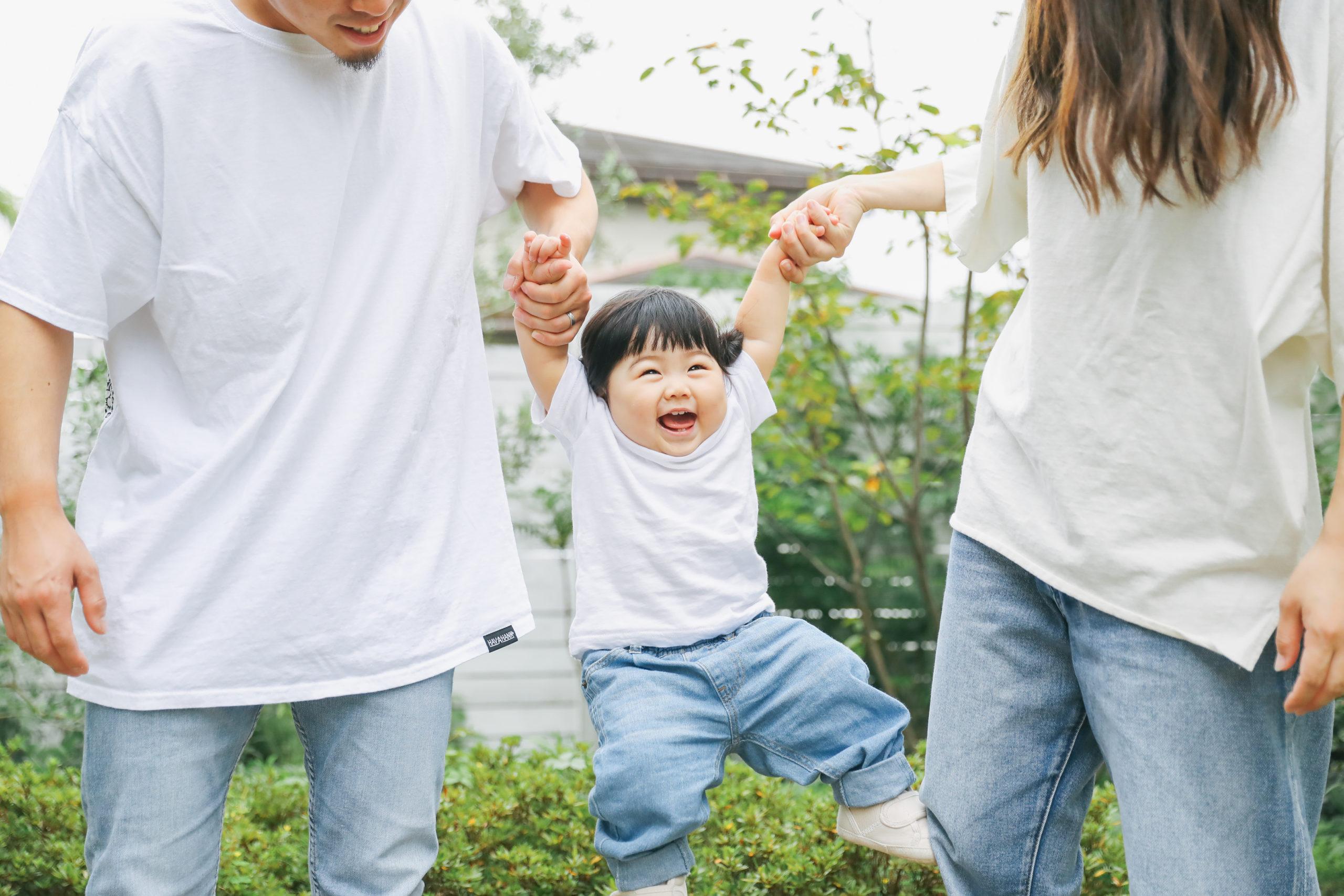人を幸せにしてくれる家族.